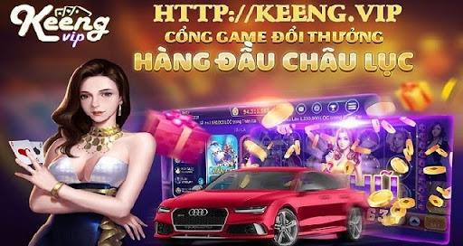 Keeng vip là cổng game thu hút bởi giao diện đầy mê hoặc và thu hút